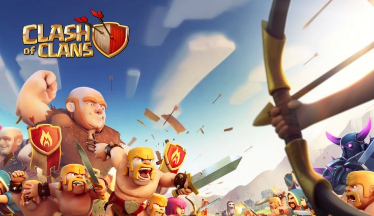 Clash of Clans Free Jewels