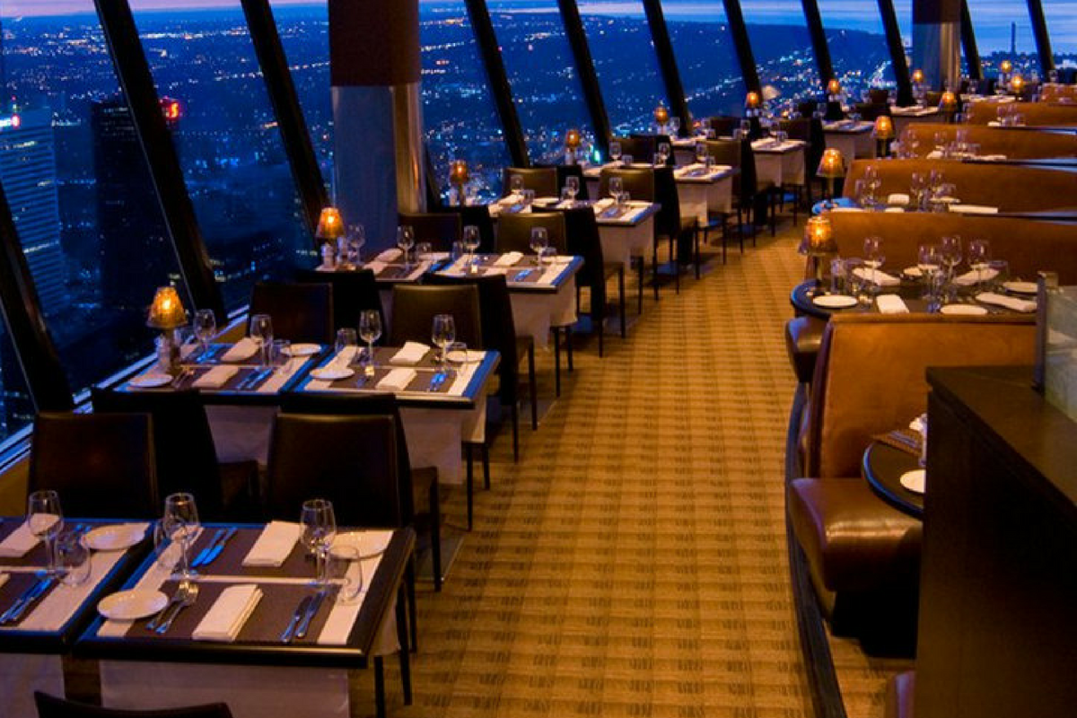 Restaurant Building Toronto