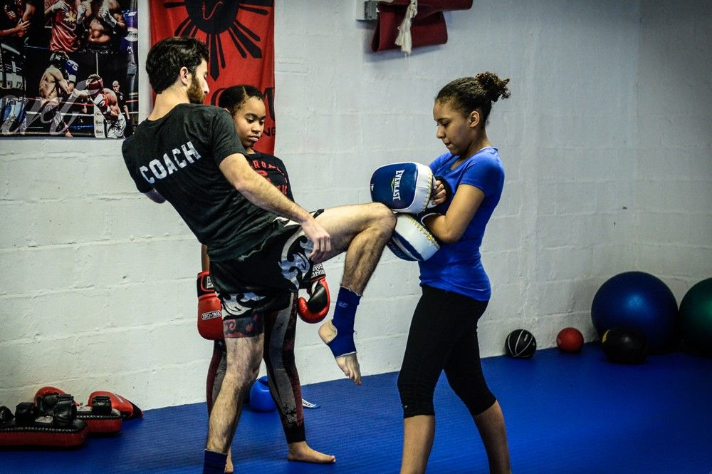best gloves for women's kickboxing class