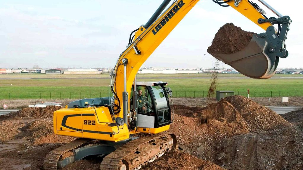 earthmoving specialist