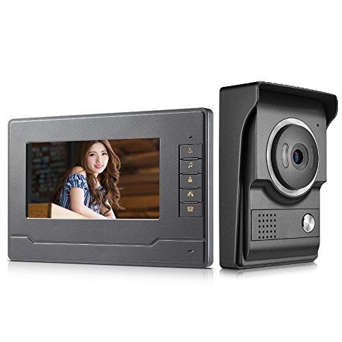 wireless video intercom system