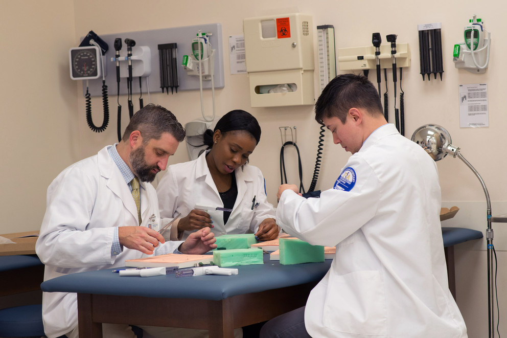 Becoming Physician Assistants